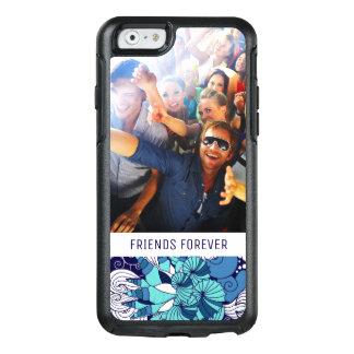 Coque OtterBox iPhone 6/6s Motif génial | de coquillage votre photo et texte