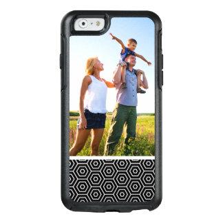 Coque OtterBox iPhone 6/6s Motif géométrique de photo de texture faite sur