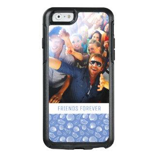 Coque OtterBox iPhone 6/6s Motif impertinent | de coquillage votre photo et