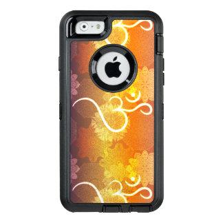 Coque OtterBox iPhone 6/6s Motif indien d'ornement avec le symbole d'ohm