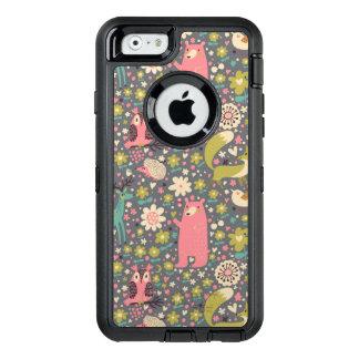 Coque OtterBox iPhone 6/6s Motif mignon d'animaux de forêt
