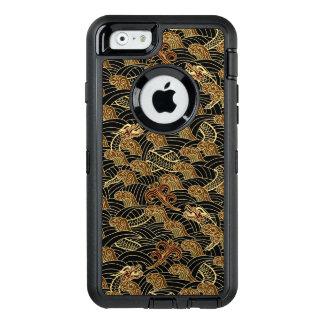 Coque OtterBox iPhone 6/6s Motif oriental de dragon de mer