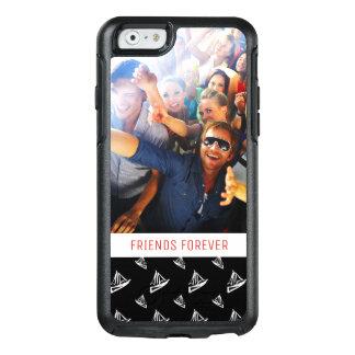 Coque OtterBox iPhone 6/6s Motif peu précis | de voilier votre photo et texte