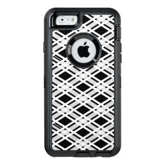Coque OtterBox iPhone 6/6s Motif rayé de plaid