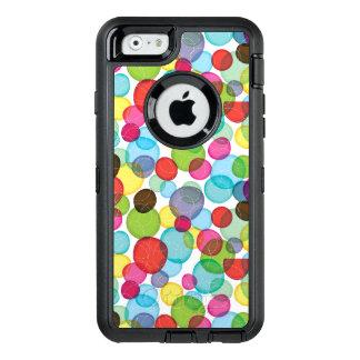 Coque OtterBox iPhone 6/6s Motif rond 2 d'enfants de bulles