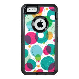 Coque OtterBox iPhone 6/6s Motif rond d'enfants de bulles