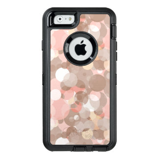 Coque OtterBox iPhone 6/6s Motif simple - cercles