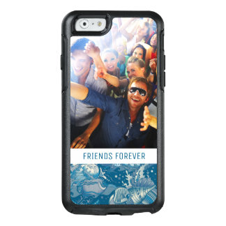 Coque OtterBox iPhone 6/6s Motif tropical | de mer votre photo et texte