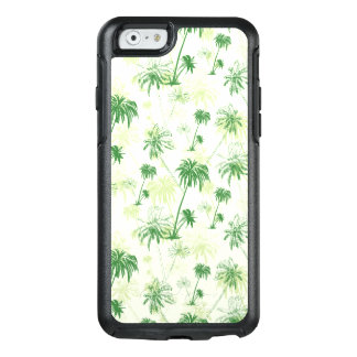Coque OtterBox iPhone 6/6s Motif vert de palmier