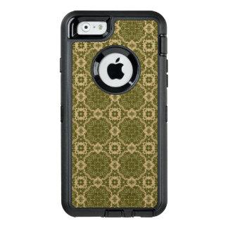 Coque OtterBox iPhone 6/6s Motif vintage de damassé d'art
