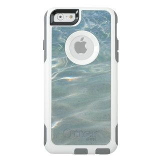 Coque OtterBox iPhone 6/6s Nature des Caraïbes de bleu d'abrégé sur l'eau