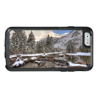 Coque OtterBox iPhone 6/6s Neige de ressort, sierra Nevada, CA