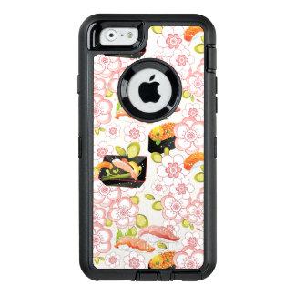 Coque OtterBox iPhone 6/6s Nourriture japonaise : Motif 2 de sushi