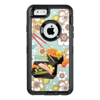 Coque OtterBox iPhone 6/6s Nourriture japonaise : Motif 4 de sushi