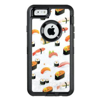 Coque OtterBox iPhone 6/6s Nourriture japonaise : Motif de sushi