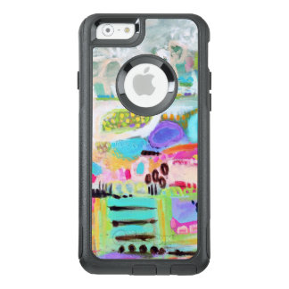 Coque OtterBox iPhone 6/6s Nuages abstraits