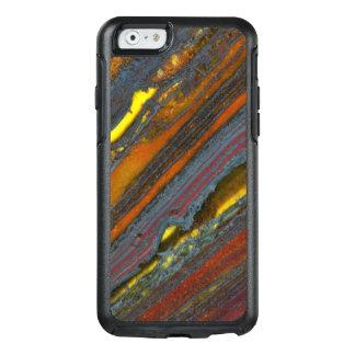 Coque OtterBox iPhone 6/6s Oeil australien rayé de tigre