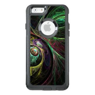 Coque OtterBox iPhone 6/6s Oeil pour observer le banlieusard d'art abstrait