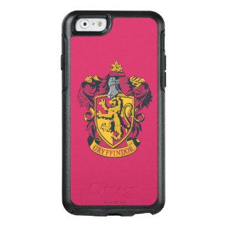 Coque OtterBox iPhone 6/6s Or et rouge de crête de Harry Potter   Gryffindor