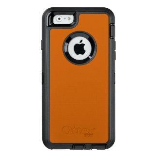 Coque OtterBox iPhone 6/6s Orange brûlée