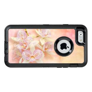 Coque OtterBox iPhone 6/6s Orchidée - Caulocattleya - le scintillement dans