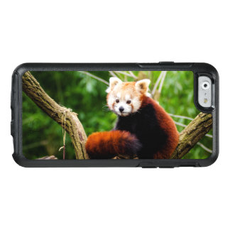 Coque OtterBox iPhone 6/6s Ours panda rouge mignon