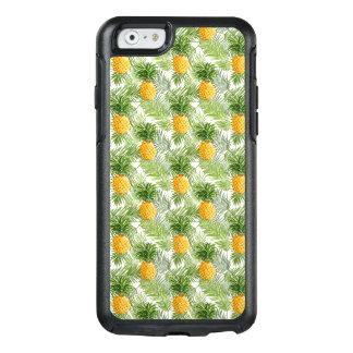 Coque OtterBox iPhone 6/6s Palmettes et ananas tropicaux