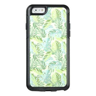 Coque OtterBox iPhone 6/6s Palmettes tropicales en pastel