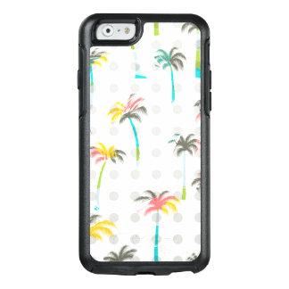 Coque OtterBox iPhone 6/6s Palmiers d'aquarelle