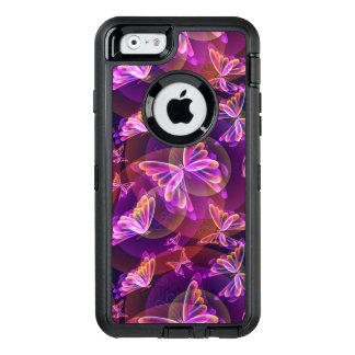 Coque OtterBox iPhone 6/6s papillons