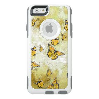 Coque OtterBox iPhone 6/6s Papillons adorables, jaunes