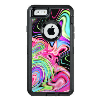 Coque OtterBox iPhone 6/6s Pastel Brights de fractale