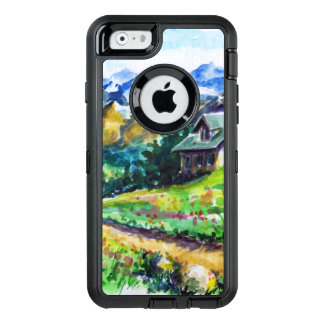 Coque OtterBox iPhone 6/6s Paysage