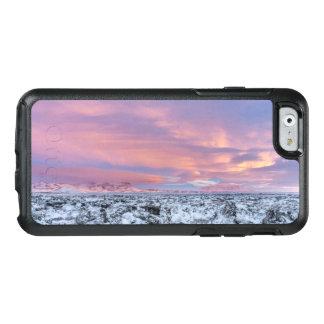 Coque OtterBox iPhone 6/6s Paysage de gisement de lave de Milou, Islande