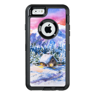 Coque OtterBox iPhone 6/6s Paysage d'hiver