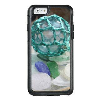 Coque OtterBox iPhone 6/6s Pêche du flotteur sur le verre, l'Alaska