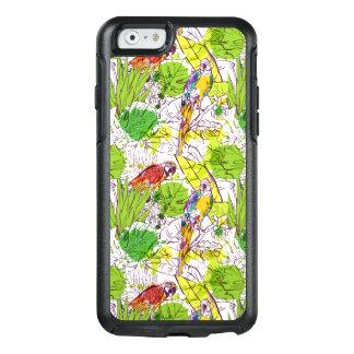 Coque OtterBox iPhone 6/6s Perroquets tropicaux