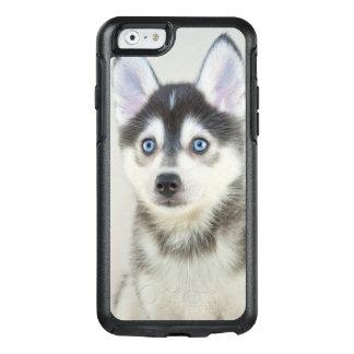 Coque OtterBox iPhone 6/6s Petit chiot mignon de Pomsky