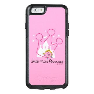 Coque OtterBox iPhone 6/6s Petite couronne rose géante de Mlle le princesse |