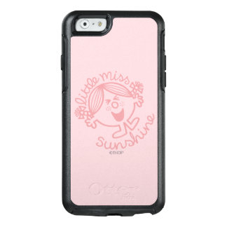Coque OtterBox iPhone 6/6s Petite Mlle excitable Sunshine