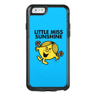Coque OtterBox iPhone 6/6s Petite Mlle Sunshine