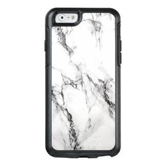 Coque OtterBox iPhone 6/6s Pierre de marbre blanche à la mode