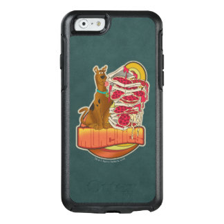 "Coque OtterBox iPhone 6/6s Pile de Scooby-Doo | de graphique de ""Munchies"" de"