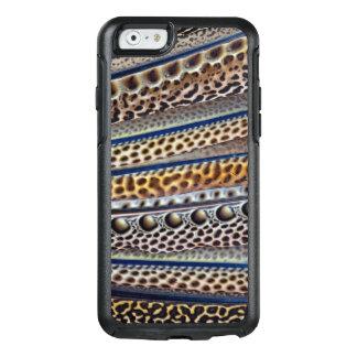 Coque OtterBox iPhone 6/6s Plumes d'aile de faisan d'Argus