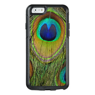 Coque OtterBox iPhone 6/6s Plumes de queue masculines de paon