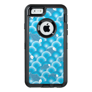 Coque OtterBox iPhone 6/6s Poissons