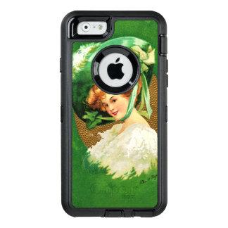 Coque OtterBox iPhone 6/6s Port de Falln du vert