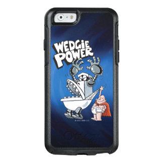 Coque OtterBox iPhone 6/6s Puissance de capitaine Underpants | Wedgie