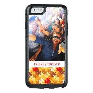 Coque OtterBox iPhone 6/6s Puzzle fait sur commande de couleurs d'automne de