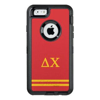 Coque OtterBox iPhone 6/6s Rayure de sport du Chi | de delta